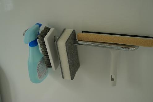 風呂掃除1